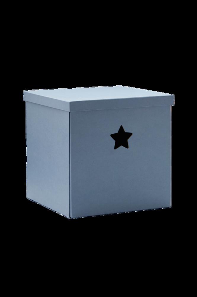 Förvaringsbox Star Blå