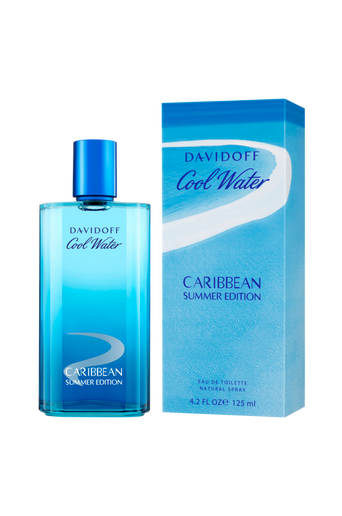 Cool Water Men Carrabean Summer Edt 125 ml