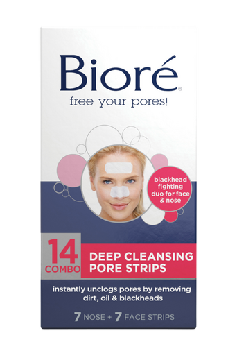 Deep Cleansing Pore Strips - Combo (7 nose + 4 face)