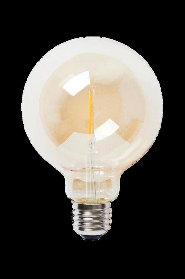 Bilde av Filament 24-pack LED dimbar pære E27 Ø95mm