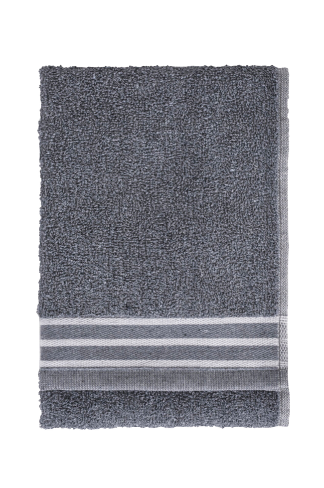 Bilde av Badehåndkle Old Jeans 70x150