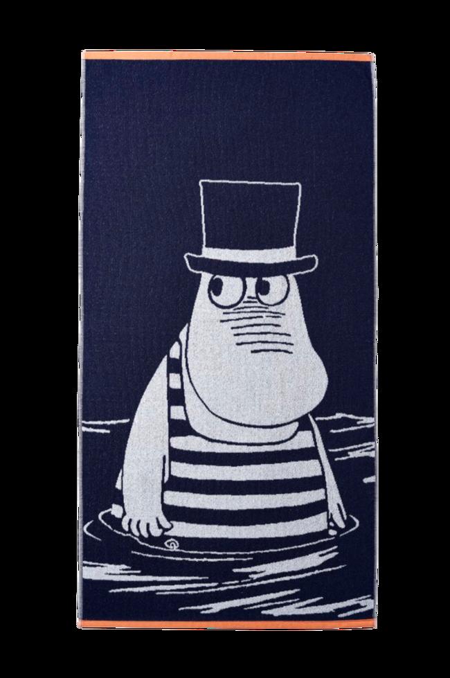 Bilde av Badehåndkle Mummipappa 70x140