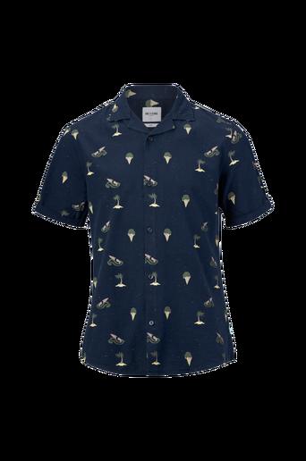 OnsCaden SS Funny AOP Shirt -kauluspaita