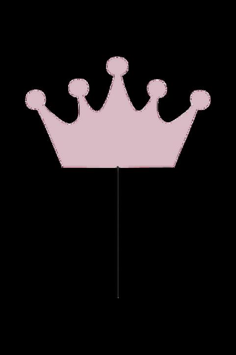 Vägglampa Crown Rosa