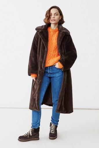 Alma Coat tekoturkistakki