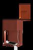 Bilde av Vegglampe Box med USB