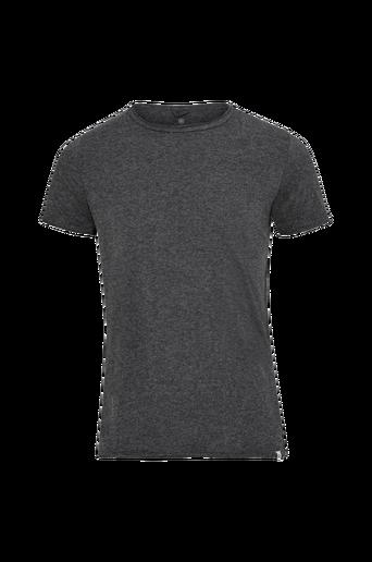 Basic Round Neck Tee Slub Jersey T paita