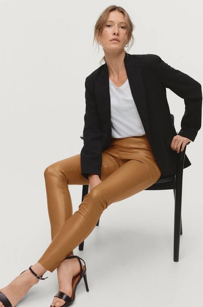 Soaked in Luxury Leggings Kaylee PU