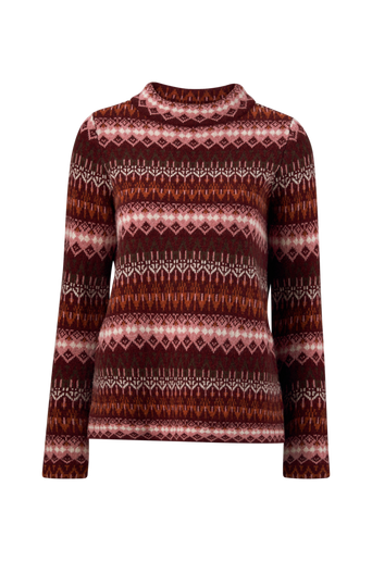 Gunnel Sweater -neulepusero