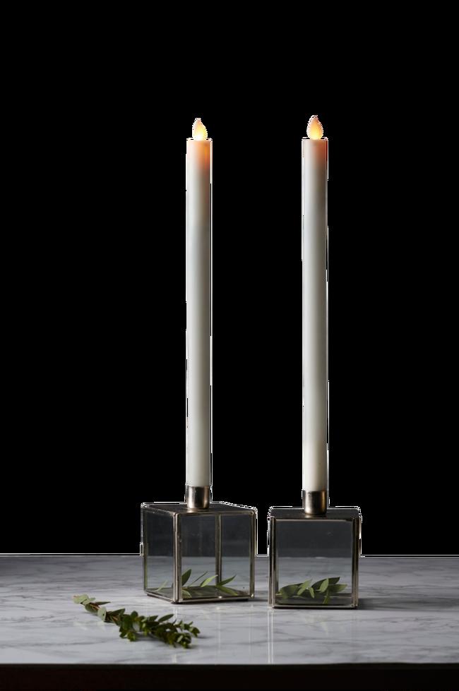 Bilde av Antikklys LED 2 pk, 40 cm