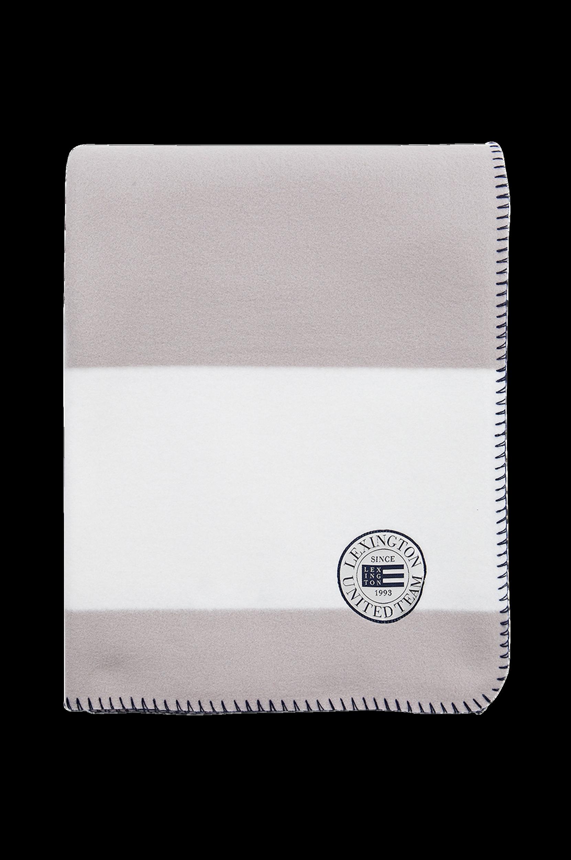 Block Striped Fleece -torkkupeitto