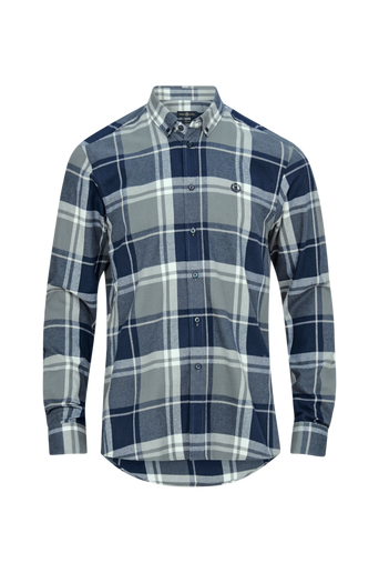Easington Brushed Check Regular Shirt kauluspaita