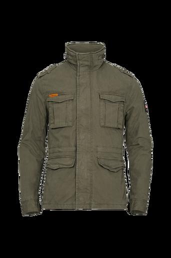 Classic Rookie Military Jacket -takki