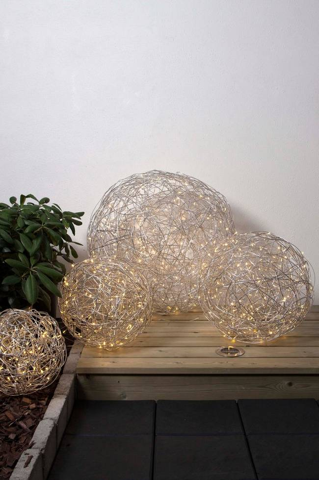 Bilde av Alu.wire TRASSEL50 cm