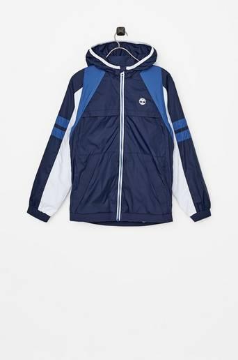 Hooded Jacket -takki