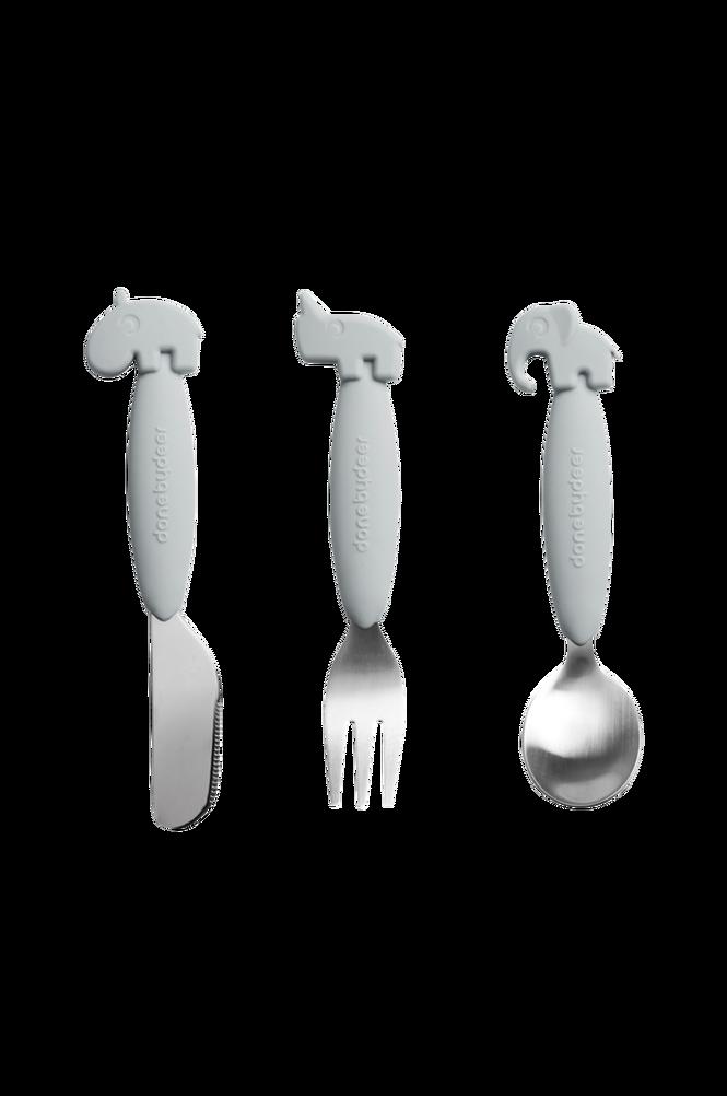 Bestick Easy Grip Grey