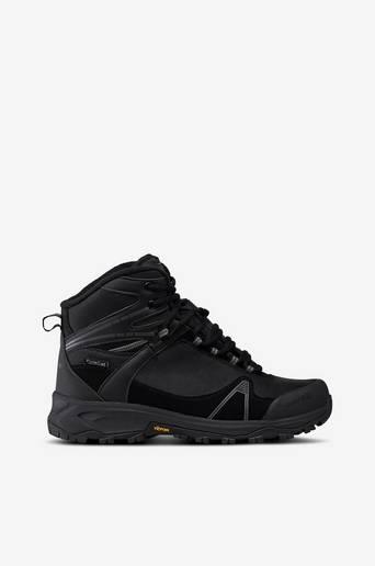 Vibram® Arctic Grip kengät, joissa hyvä pito liukkaalla ja märällä jäällä