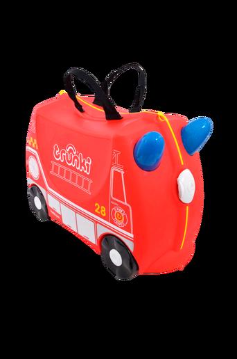 Frank the Firetruck -matkalaukku