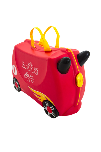 Rocco the Racecar -matkalaukku