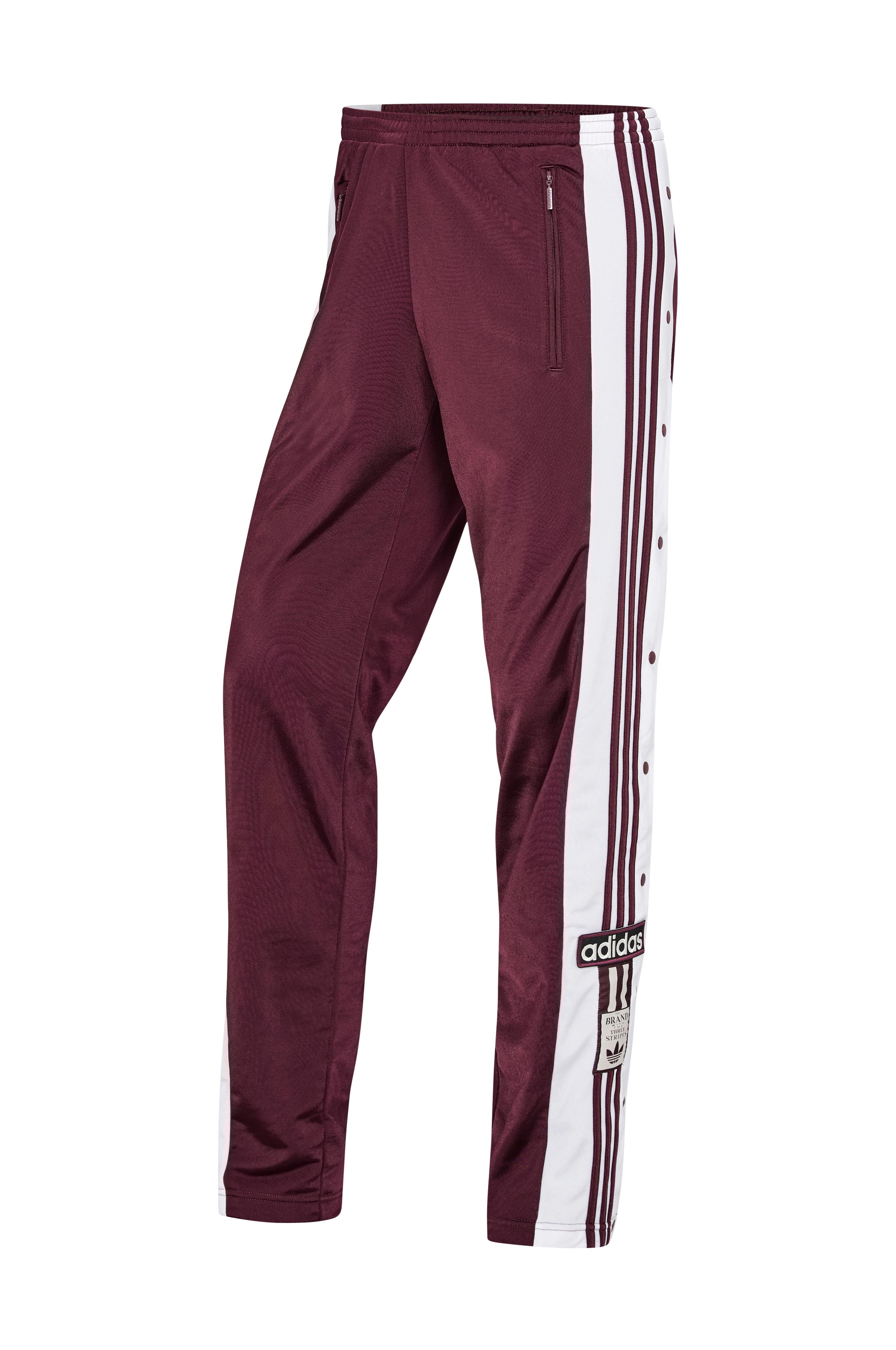 Adidas Adibreak Rød Bukser Dame