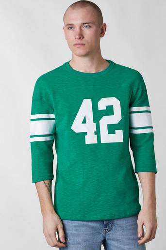 Dan Football Jersey Green -pusero