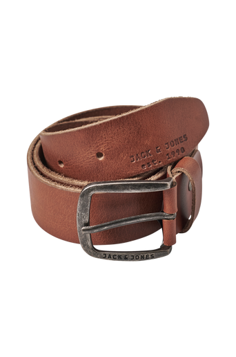 JacPaul leather belt -nahkavyö