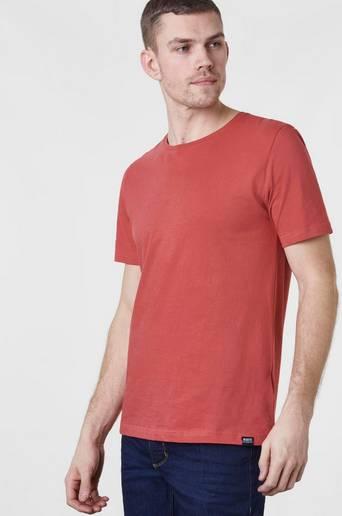 Baxter Tee Coral -T-paita