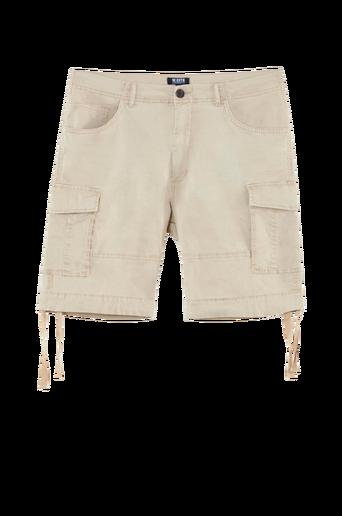 Lodge Cargo Shorts Beige -shortsit