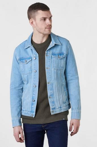 Miller Denim Jacket -farkkutakku