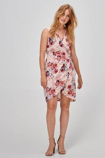 VmAne S/L Short Dress -mekko