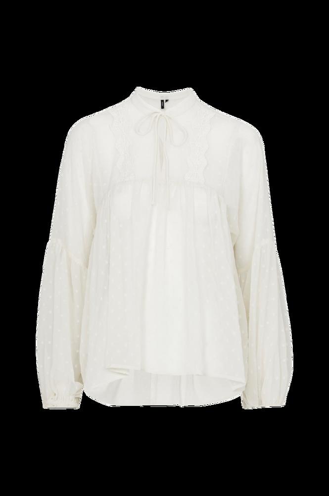 Vero Moda Bluse vmMadeline L/S V-Neck Top