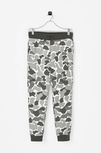 Camo Trefoil Pants -collegehousut