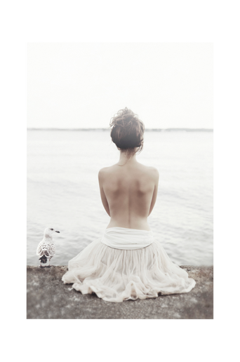 Ballerina-juliste 50x70 cm