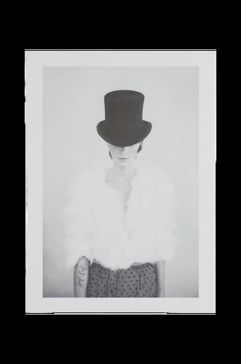 Hat Cat -juliste 50x70cm