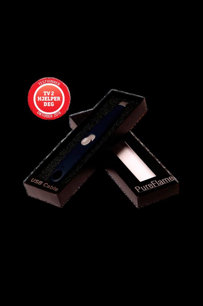 Elektrisk Tändare USB Svart