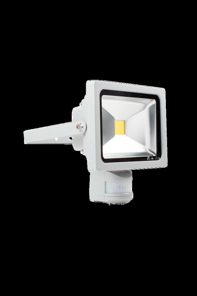 Strålkastare LED 20W Sensor