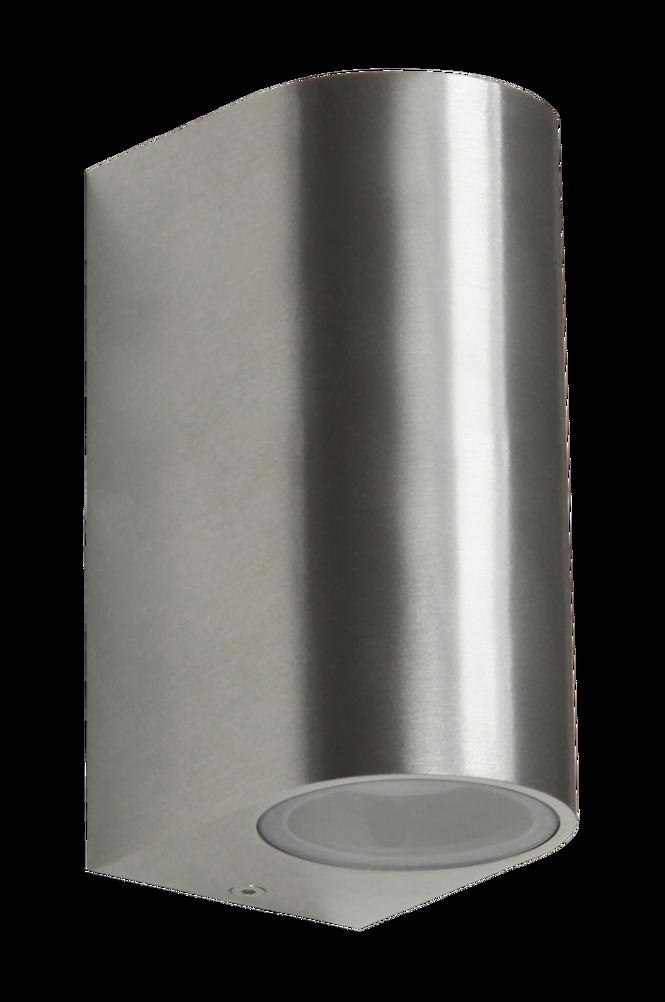 Kimi Vägglampa LED 230V Rostfr