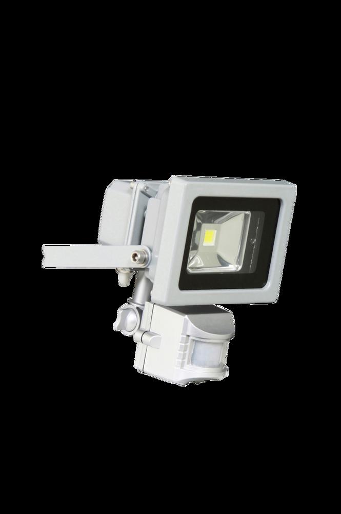 Strålkastare LED 10W Sensor