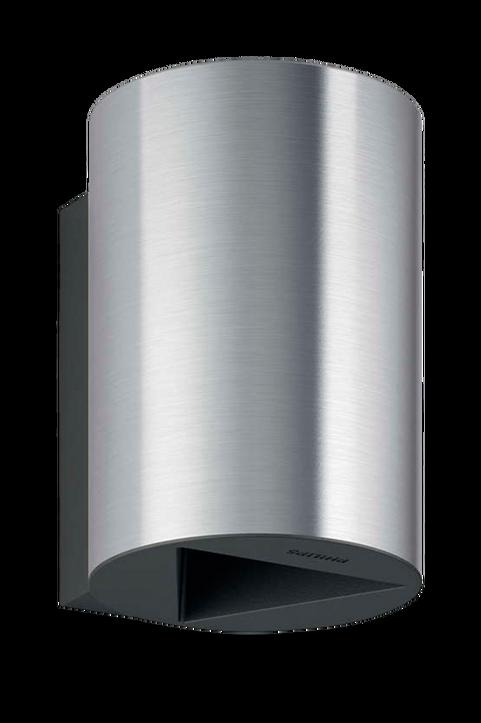 Buxus Vägglampa Inox 2x4,5W