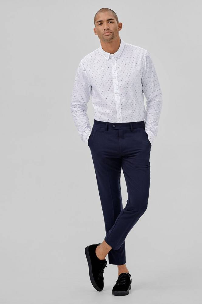 lindbergh Bukser Suit Pants Relaxed