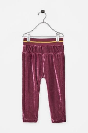 Hella Pants -samettihousut