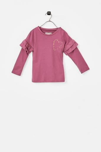 Hella LS T-shirt -pusero