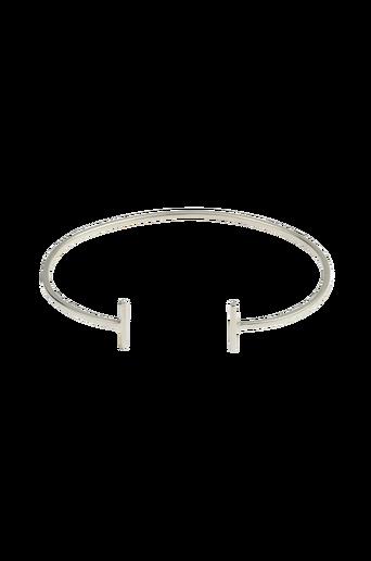 Bracelet Strict Plain Bangle Bars -rannekoru
