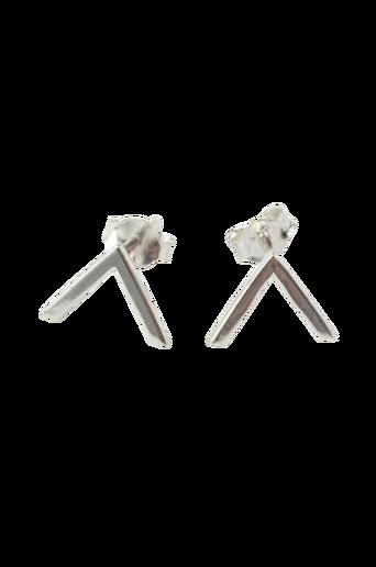 Earring Strict Simple V -korvakorut