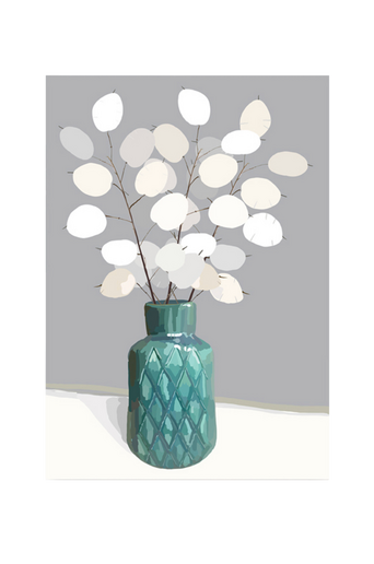 Lunaria-juliste 50 x 70