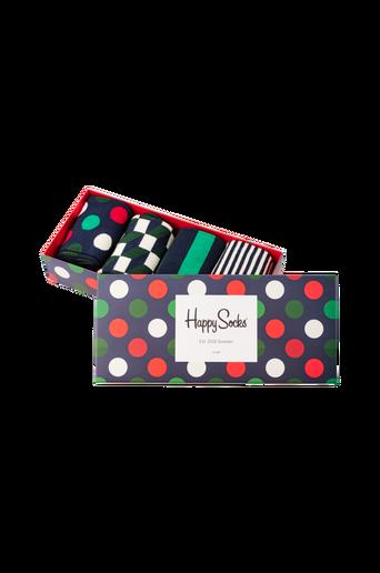 Lahjapakkaus Holiday Big Dot Gift Box, 4 paria
