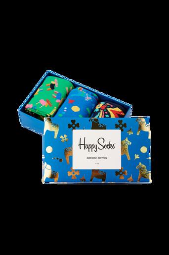 Lahjapakkaus Swedish Edition Gift Box, 3 paria