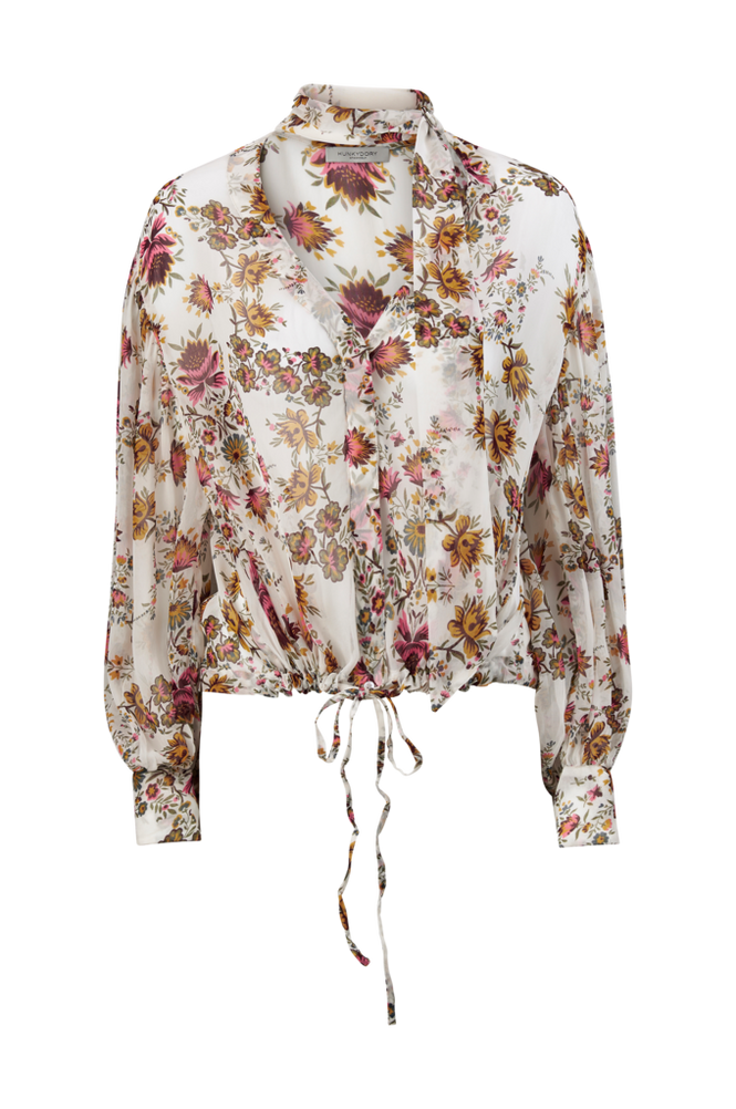 Hunkydory Bluse Flora Floral Blouse
