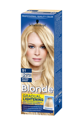 Blonde S1 Blondspray 125ml