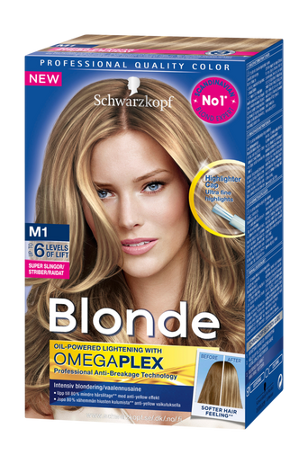 Blonde M1 Super Highlights